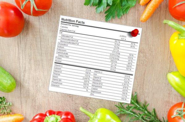 Etichettatura Alimentare - Normativa